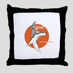 Egyptian God | Throw Pillow