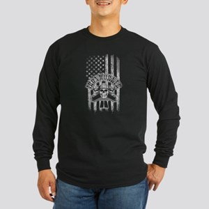ironworkerflagts Long Sleeve T-Shirt