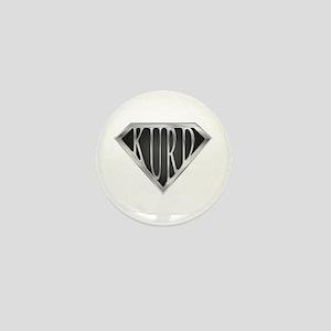 SuperKurd(metal) Mini Button