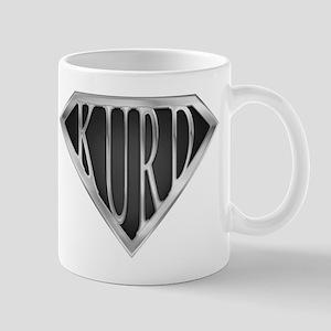 SuperKurd(metal) Mug