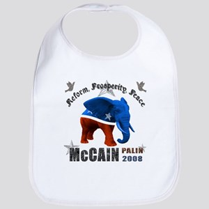 McCain Reform Prosperity Peac Bib