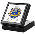 Rena Family Crest Keepsake Box
