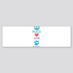 peace Bumper Sticker