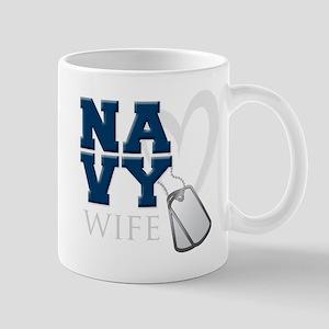 NA-VY wife Mug