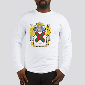 Keating Coat of Arms - Family Long Sleeve T-Shirt