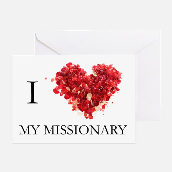 Missionary Greeting Cards