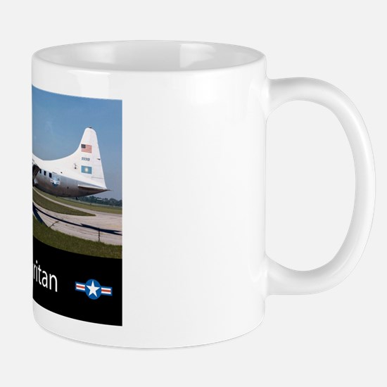 C-131 Samaritan Aircraft Mug