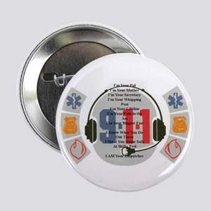 911 Dispatcher Creed Magnet