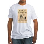 Frank James Fitted T-Shirt