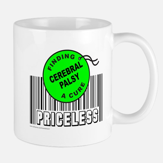 CEREBRAL PALSY FINDING A CURE Mug