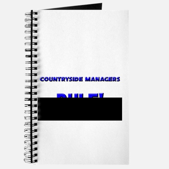 Countryside Managers Rule! Journal