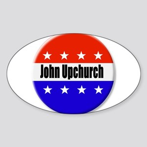John Upchurch Sticker