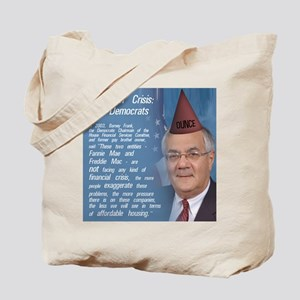 Cause of the Crisis: The Democrats Tote Bag