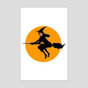 Palin Witch Mini Poster Print