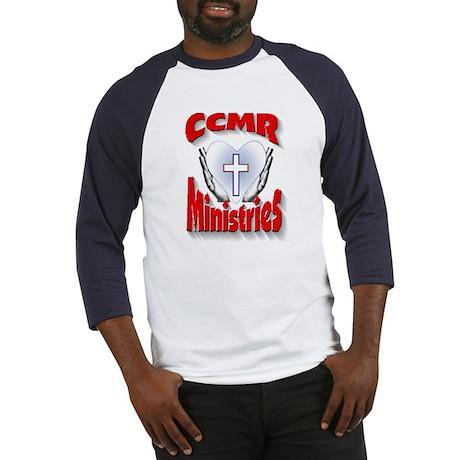 CCMR Ministries Baseball Jersey