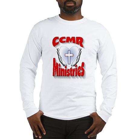 CCMR Ministries Long Sleeve T-Shirt