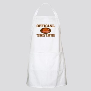 Official Turkey Carver BBQ Apron