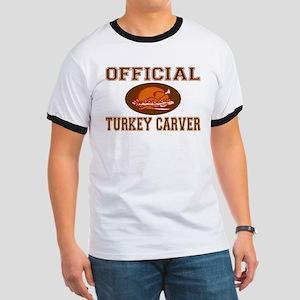 Official Turkey Carver Ringer T