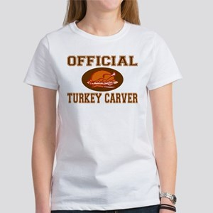 Official Turkey Carver Women's T-Shirt