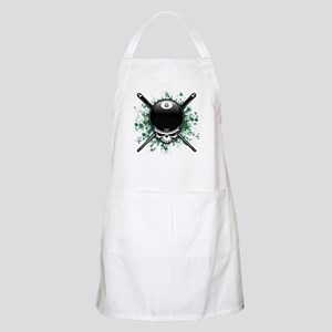 Pool Pirate II splat BBQ Apron