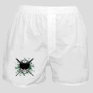 Pool Pirate II splat Boxer Shorts