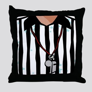 Ref Throw Pillow