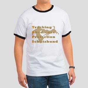Schutzhund is TOPS Ringer T