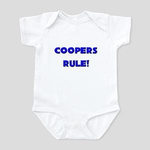 Coopers Rule! Infant Bodysuit