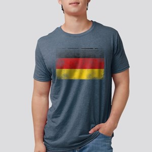 Distressed German Flag T-Shirt