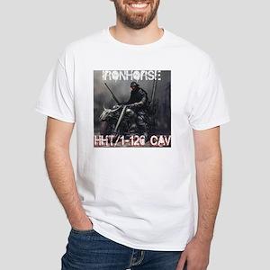 Ironhorse Bike White T-Shirt
