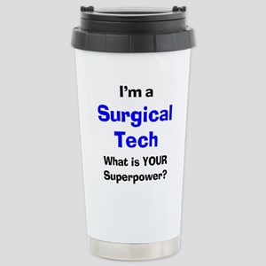 surgical tech Stainless Steel Travel Mug