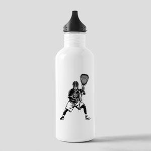 LAX Goalie Water Bottle