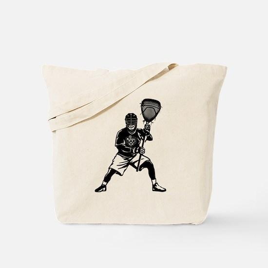 LAX Goalie Tote Bag