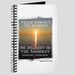 From Sunset To Sunset Journal