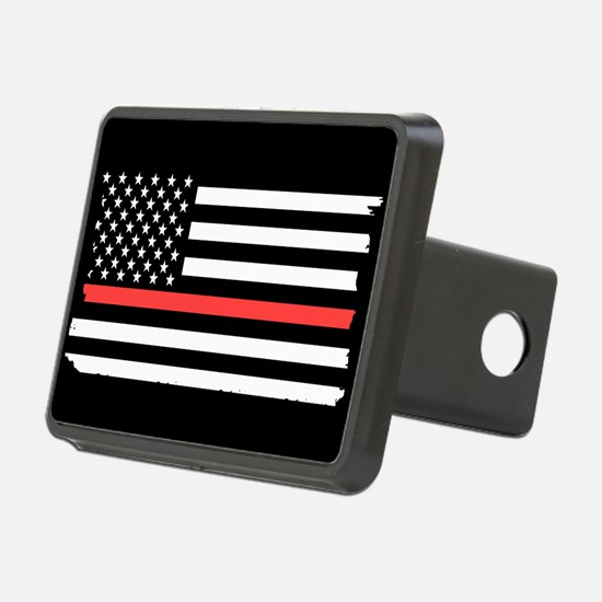 Red Line Flag Hitch Cover