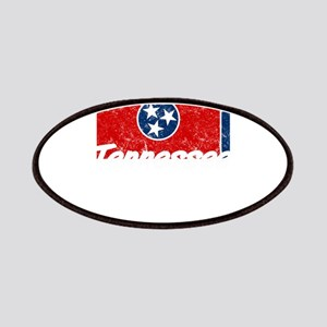 Tennessee State Flag Statehood Day Patch