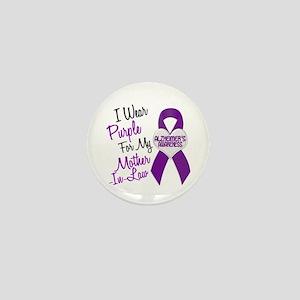 I Wear Purple For My Mother-In-Law 18 (AD) Mini Bu