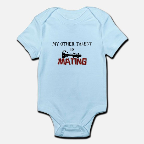 My Other Talent Is Mating Infant Bodysuit