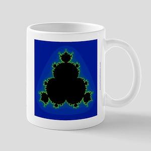 'Mandelbroid' Fractal Mug, z4