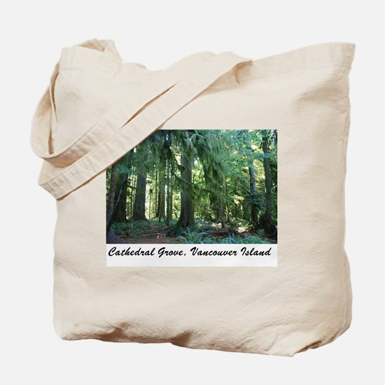 Cathedral Grove 30 Tote Bag