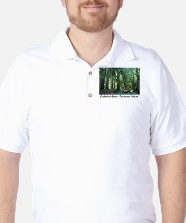 Cathedral Grove 30 Golf Shirt