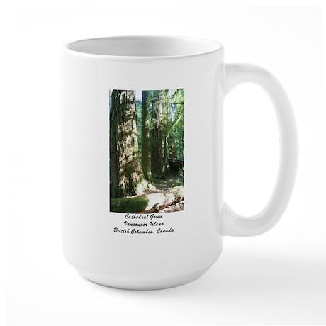Cathedral Grove 28 Large Mug