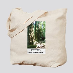 Cathedral Grove 28 Tote Bag