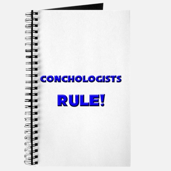 Conchologists Rule! Journal