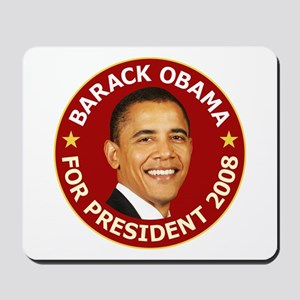 Obama Public Domain Mousepad