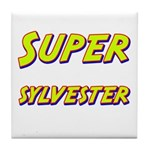 Super sylvester Tile Coaster