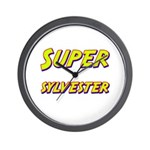 Super sylvester Wall Clock