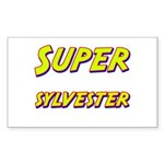 Super sylvester Rectangle Sticker
