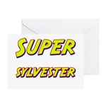Super sylvester Greeting Card
