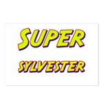 Super sylvester Postcards (Package of 8)